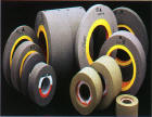 Centerless and Cylindrical Grinding Wheels